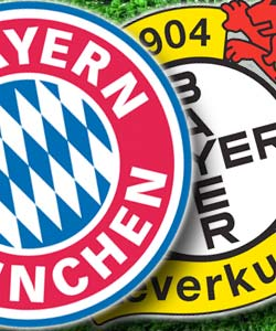 Bayern football match