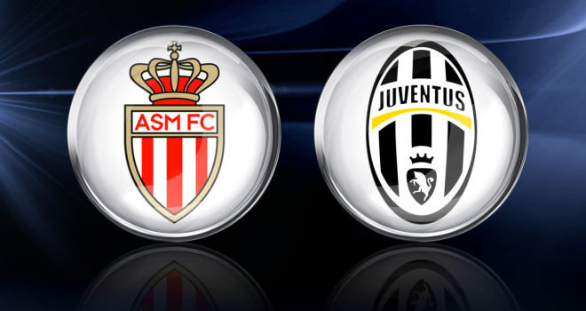 Monaco vs Juventus Champions League 2015