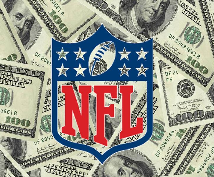 nfl taxes pay