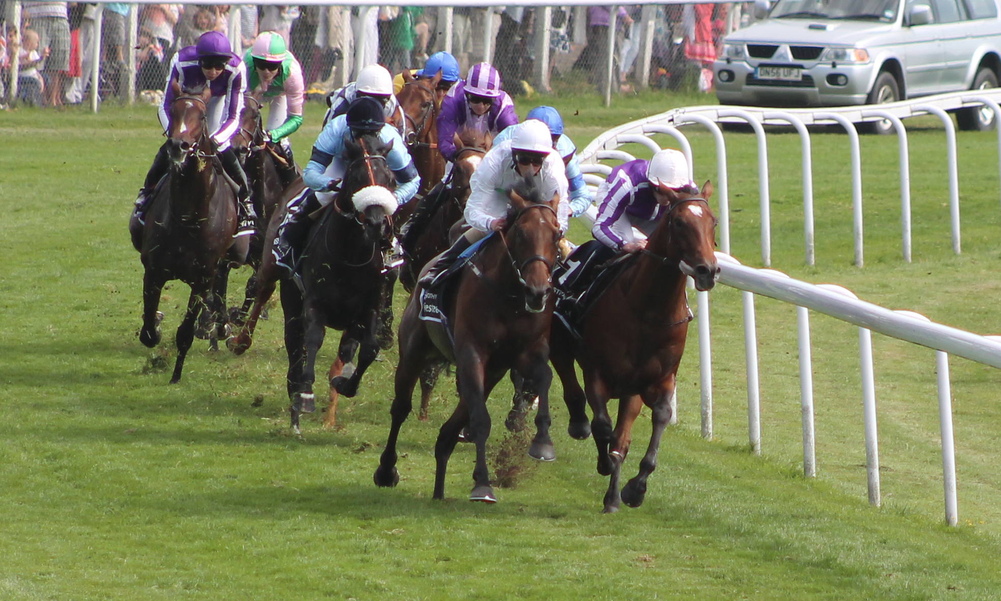 The Epsom Derby Gosden
