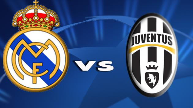 Real Madrid Juventus Champions