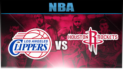 LA Clippers Rockets NBA