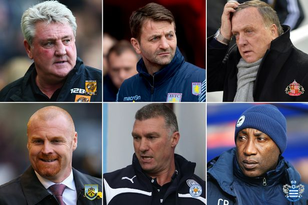 Relegation Managers Premier League