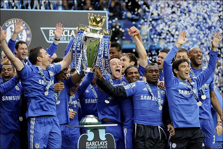 Chelsea winner premier league