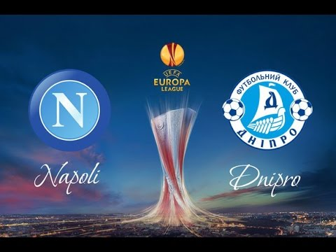 Napoli Dnipro Europa League