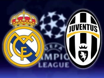 Madrid Vs Juventus Football