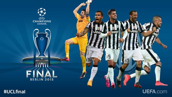 juventus in final champions league