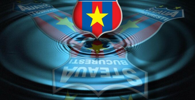 Treble For FC Steaua Bucharest