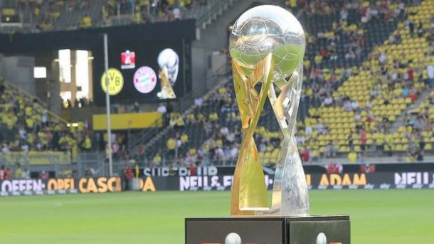 Wolfsburg v Bayern Munich German Supercup