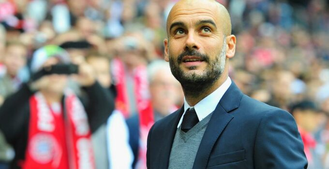Pep's Political Ambitions
