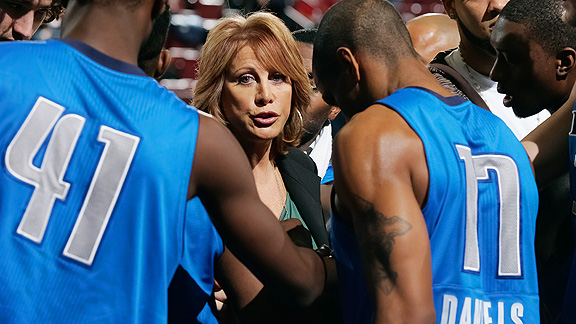 Nancy Lieberman NBA