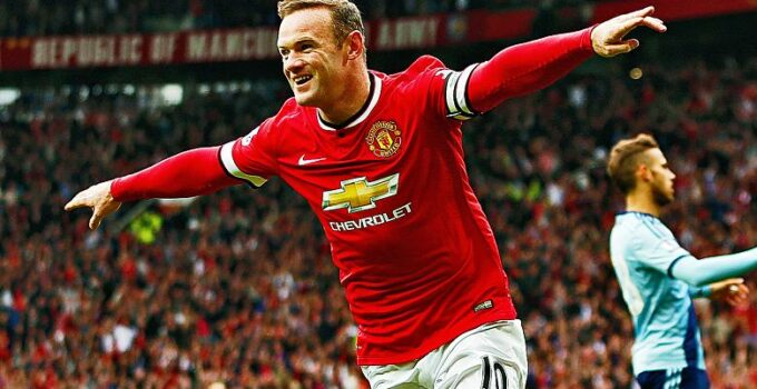 Wayne Rooney Looking To Create History At Wembley