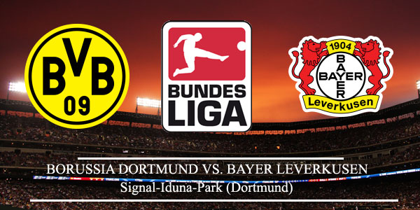 bvb vs bayer leverkusen