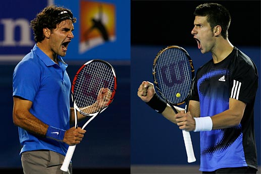 Djokovic and Federer Set To Meet in Sixth Final of 2015