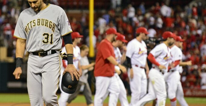 Can The Pittsburgh Pirates Catch The St. Louis Cardinals?