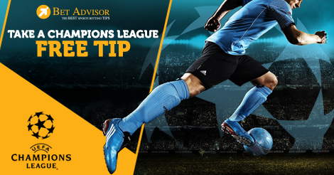 Free Tip Champions League FC BATE Barysaŭ vs AS Roma