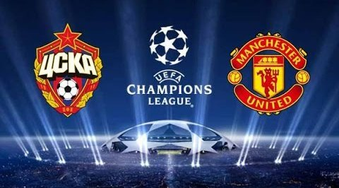Image result for manchester united vs cska moscow