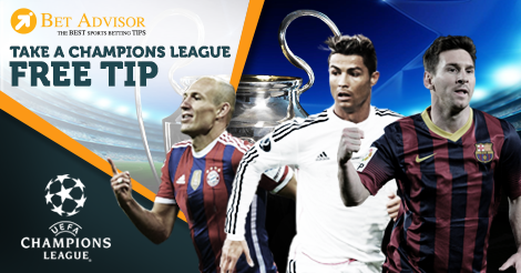 Champions League FREE TIP