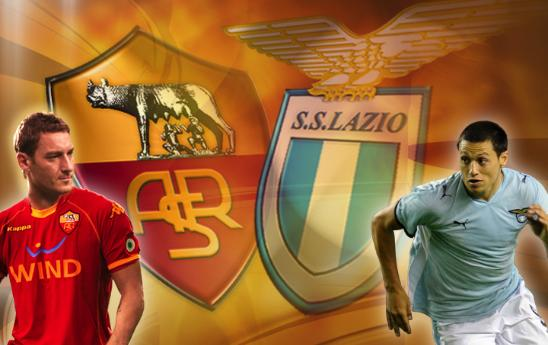 Roma vs Lazio Preview