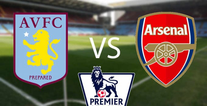Aston Villa v Arsenal - Match Preview