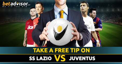 Lazio vs Juvetus Free Football Tip