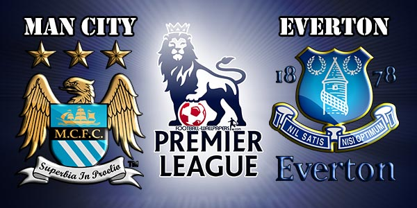 Manchester City v Everton - Match Preview