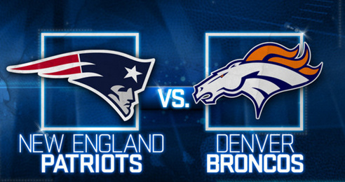 New England Patriots vs. Denver Broncos Preview