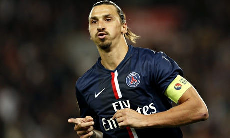 Ibracadabra – Zlatan Looks to be heading to the Premier League