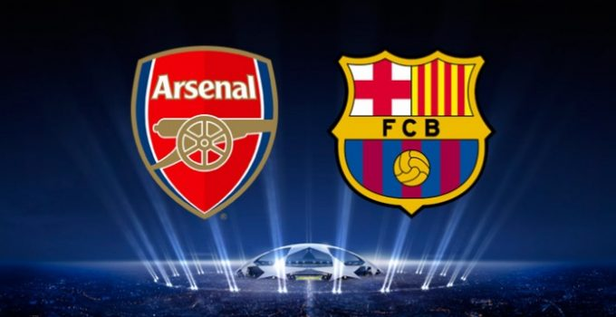 Arsenal v Barcelona Champions League Match Preview