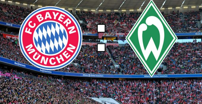 Bayern Munich v Werder Bremen Bundesliga Match Preview