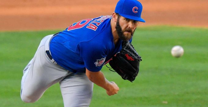 Cubs Need To Extend Jake Arrieta