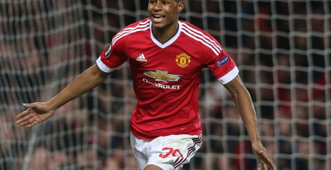 Marcus Rashford – The Next Generation