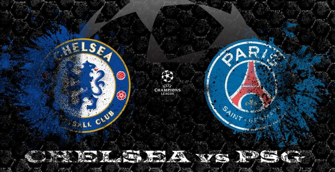 Chelsea v Paris Saint-Germain Champions League Match Preview