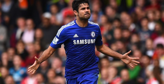 Diego Costa's Latest Outburst could have Serious Repercussions