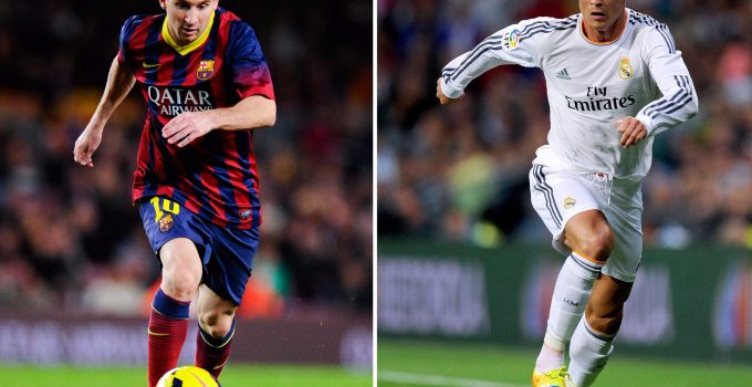 Ronaldo and Messi - La Liga's China Crisis