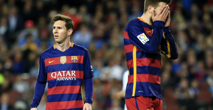 Will Barcelona's Collapse Continue?