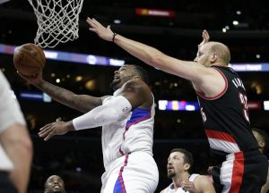 Los Angeles Clippers vs. Portland Trail Blazers