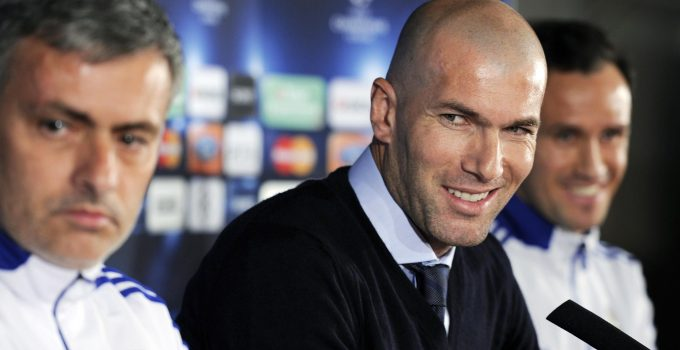 What does the future hold for Zizou?