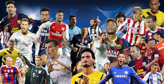 The Champions League star strikers profiled