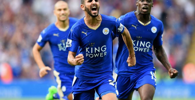 Leicester City's King Power set for historic crowning of EPL Champions!