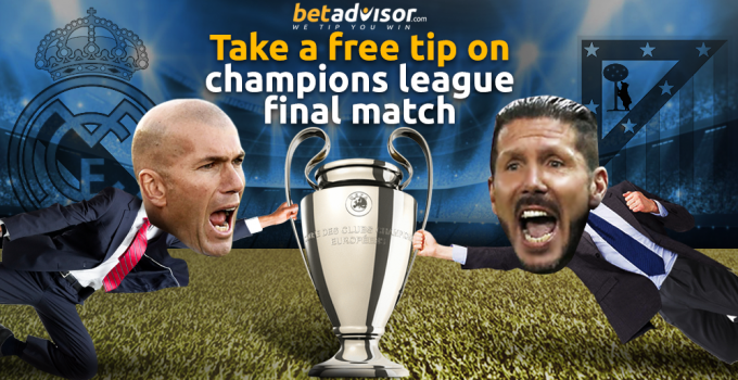 Real Madrid C.F. vs Atlético de Madrid Betting Tip and Prediction