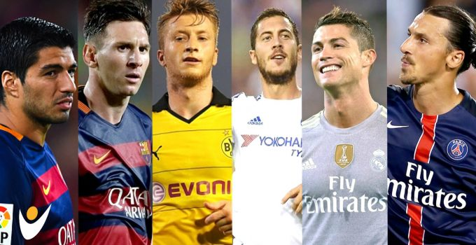 UEFA's Champions League Squad of the Season