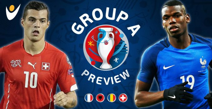 EURO 2016 COUNTDOWN – GROUPS A AND B