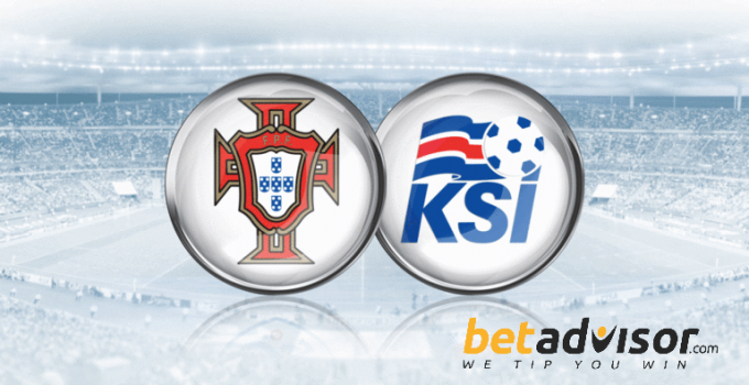 Group F: Portugal V Iceland Match Preview