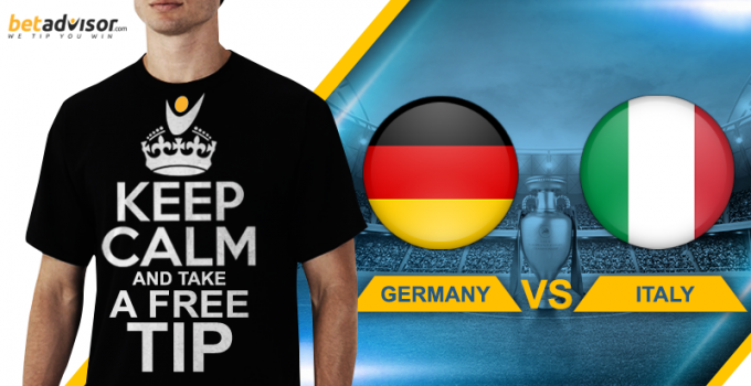 Germany vs Italy Betting Tip and Prediction