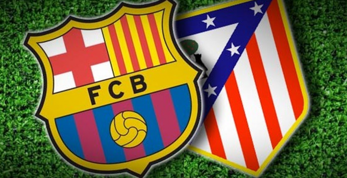 Barcelona V Atletico Madrid Match Preview, Weds 21/09/16