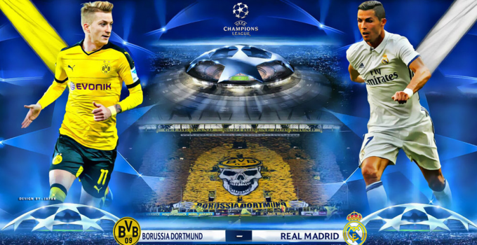 Borussia Dortmund V Real Madrid, Champions League Match Preview, Tues 27/09/16
