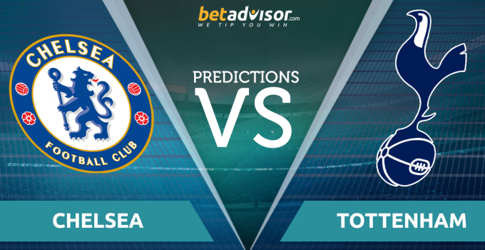 Chelsea V Tottenham Hotspur, Premier League Match Preview and Betting Prediction
