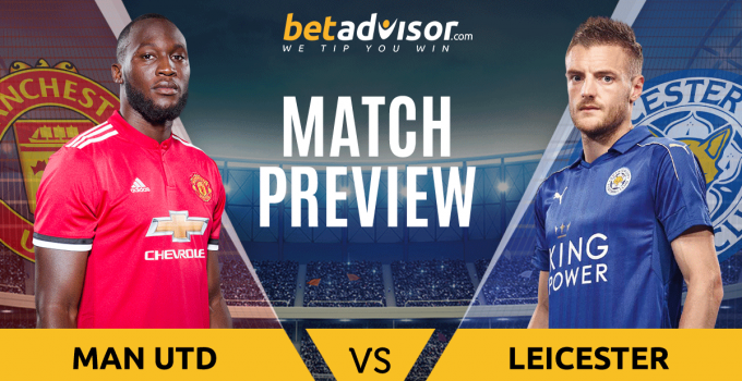 manchester united-vs-leicester
