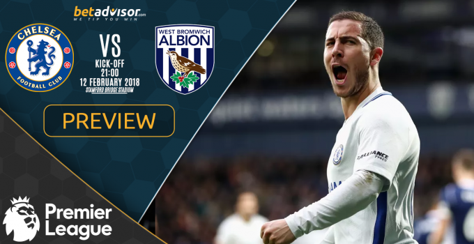 chelsea vs west brom prieview